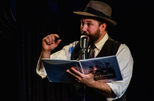 Dave Cox, Fake Radio (credit: Jorge Vismara)